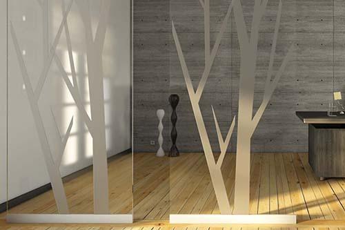 Sichtschutz & Glasdekor