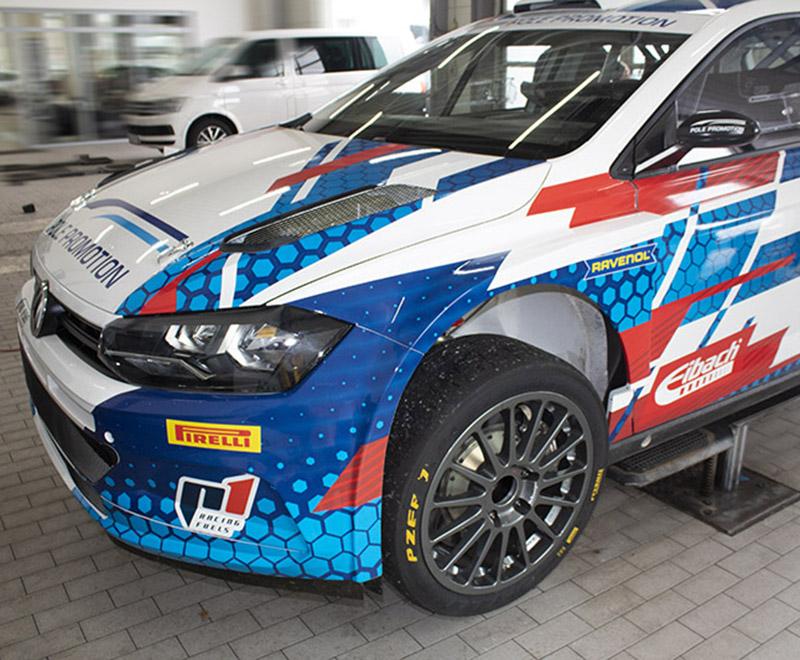 Rallye-Polo von Pole Promotion